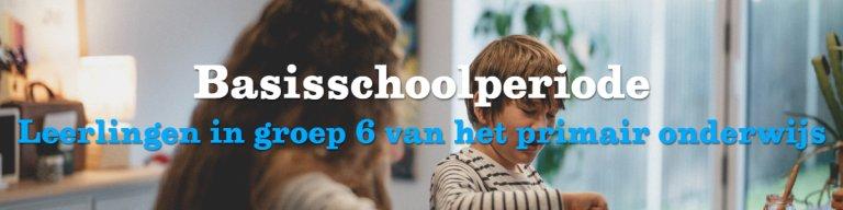 header 'Basisschoolperiode'